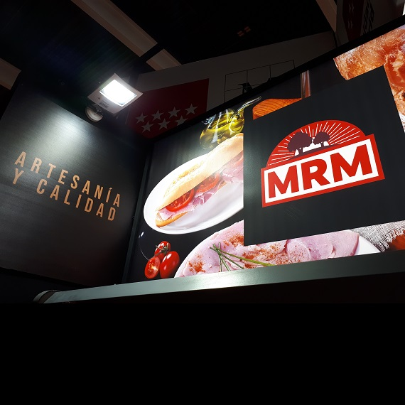 MRM uses ALIMENTARIA BARCELONA 2018 in order to launch its new brand